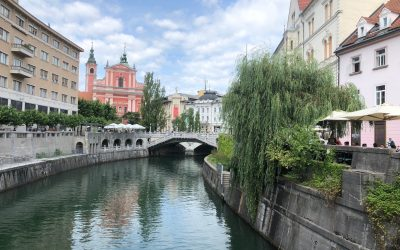Summer holidays 2018 – day five Ljubljana